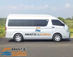 Hiace Luxury Cirebon