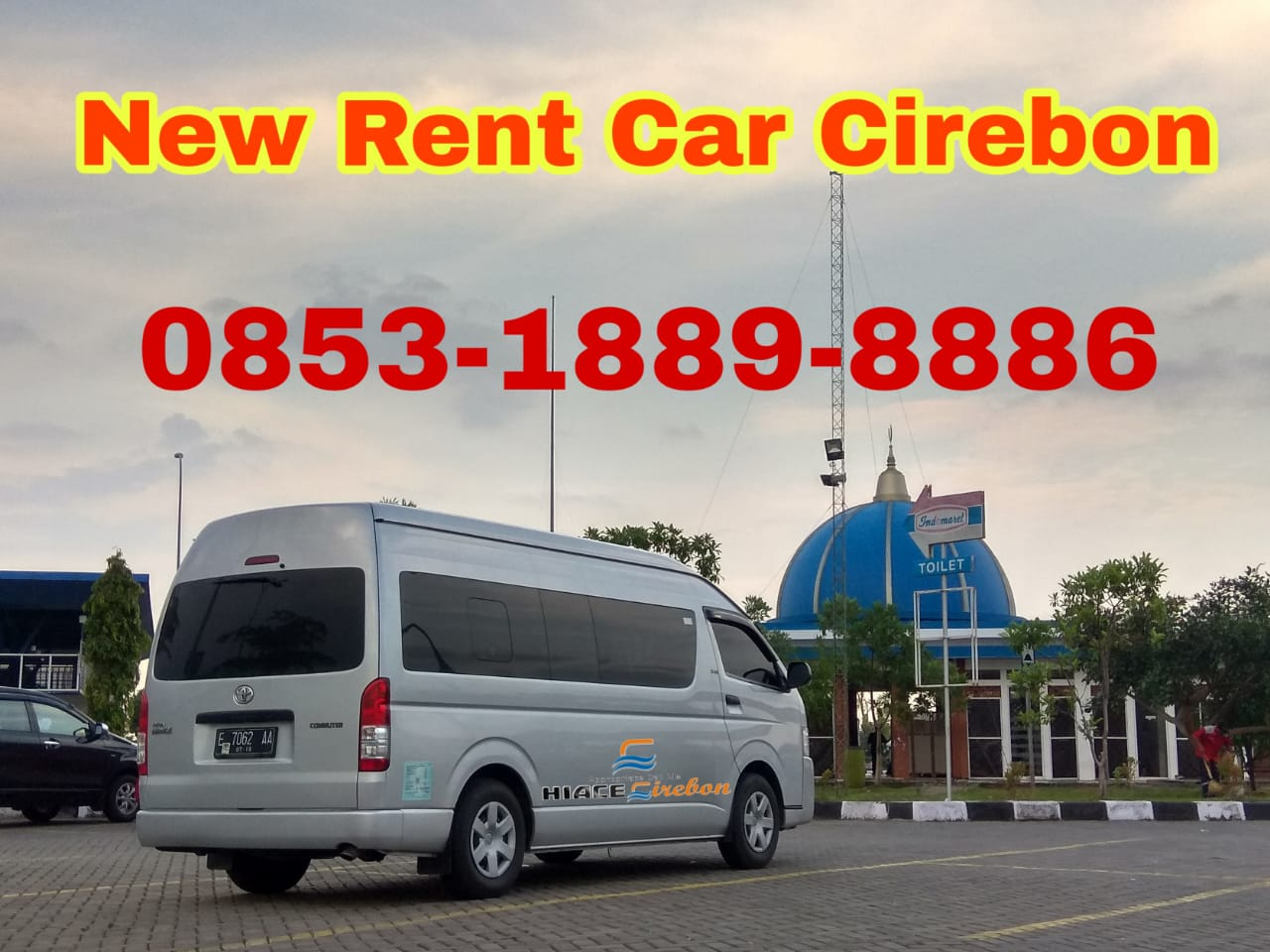 New Rent Car Cirebon